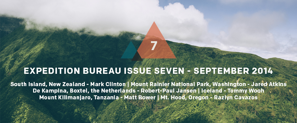 Expedition Bureau Issue Seven